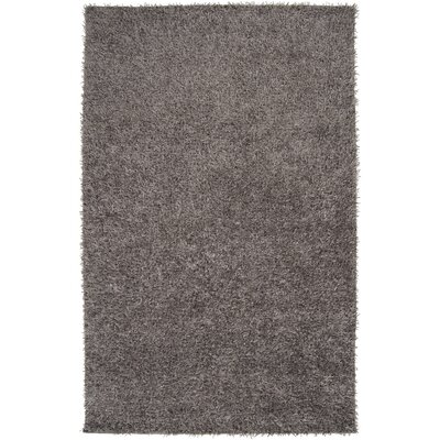 Beeching Gray Rug Rug Size: Rectangle 2 x 3
