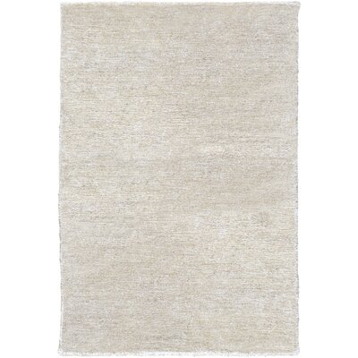 Gilded Taupe Area Rug Rug Size: 2 x 3