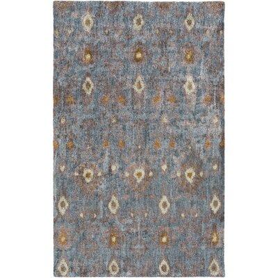 Gemini Ikat/Suzani Area Rug Rug Size: 33 x 53