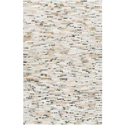 Houseman Ivory/Tan Area Rug Rug Size: 8 x 10