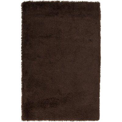 Portland Dark Chocolate Rug Rug Size: 2 x 3
