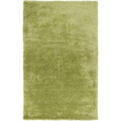 Nimbus Lime Area Rug Rug Size: 2 x 3