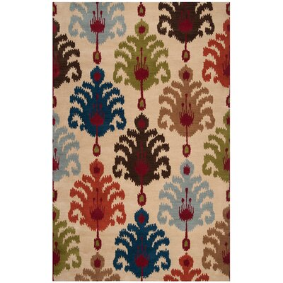 Romulus Desert Sand Area Rug Rug Size: Rectangle 8 x 11