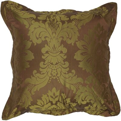Nicholson Damask Pillow Filler: Polyester