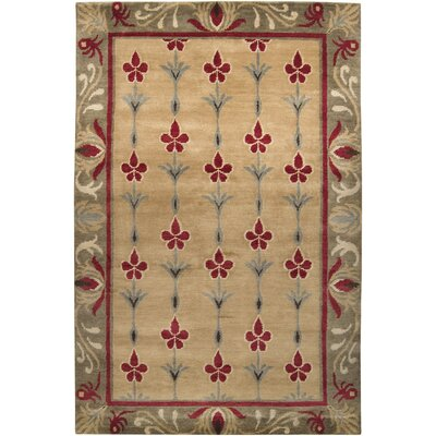 Haywood Mushroom Area Rug Rug Size: Rectangle 5 x 8