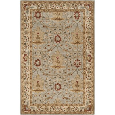 Preston Peanut Butter Area Rug Rug Size: Rectangle 33 x 53