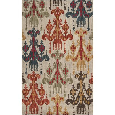 Orson Safari Tan Rug Rug Size: Rectangle 5 x 8