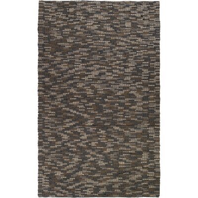 Harrington Espresso Rug Rug Size: Rectangle 8 x 10