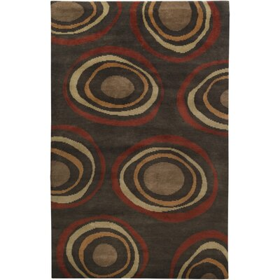 Adaline Mushroom Area Rug Rug Size: Rectangle 8 x 11