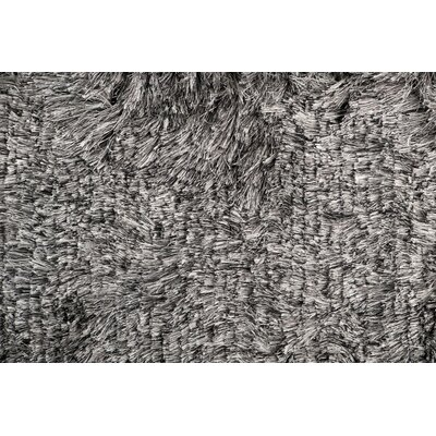 Mel Light Gray Area Rug Rug Size: Rectangle 2 x 3