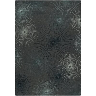 Halter Cameo Blue Area Rug Rug Size: Rectangle 33 x 53