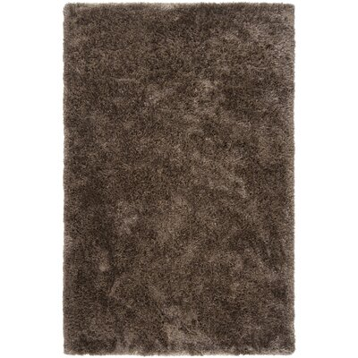 Elizabethville Brown Area Rug Rug Size: Rectangle 5 x 8
