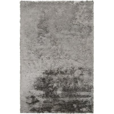 Rosalina Silver Cloud Area Rug Rug Size: Rectangle 36 x 56