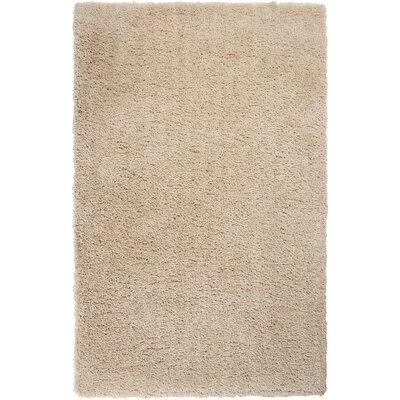Hallum Parchment Rug Rug Size: Rectangle 76 x 96