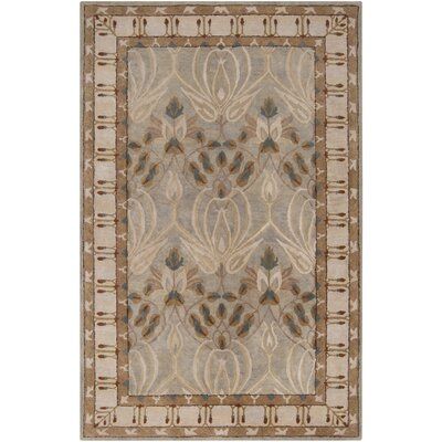 Burtt Stone Rug Rug Size: Rectangle 2 x 3