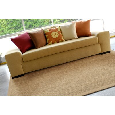 Baldwin Mocha Area Rug Rug Size: Rectangle 9 x 13