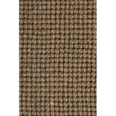 Gilles Brown/Beige Area Rug Rug Size: Rectangle 8' x 11'