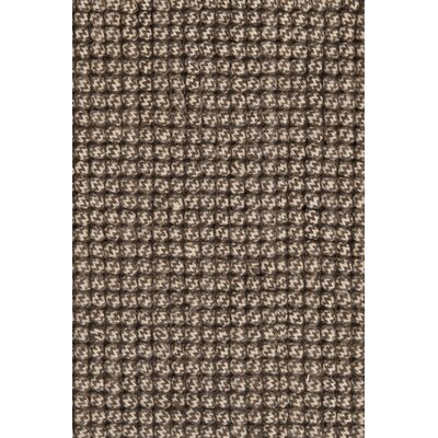 Gilles Hand-Woven Brown Area Rug Rug Size: Rectangle 8 x 11