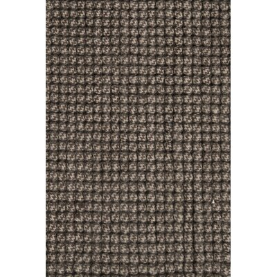 Gilles Black/Brown Area Rug Rug Size: 8 x 11