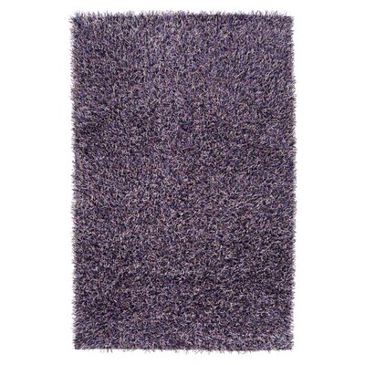 Creason Dark Blue/Purple Rug Rug Size: 2 x 3