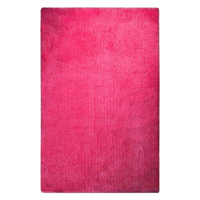 Braun Hot Pink Area Rug Rug Size: Rectangle 8 x 11