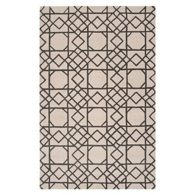 Truro Ivory Area Rug Rug Size: Rectangle 2 x 3