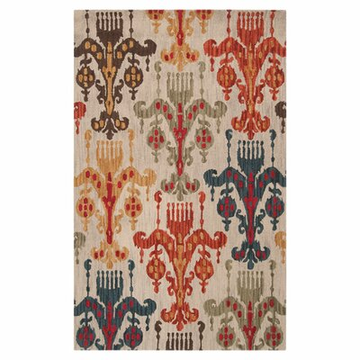 Orson Safari Tan Rug Rug Size: Rectangle 2 x 3