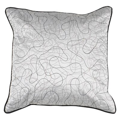 Walworth Throw Pillow Size: 18 H x 18 W, Fill Material: Down