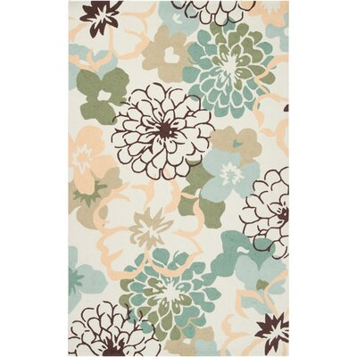 Makayla Area Rug Rug Size: Rectangle 5 x 8