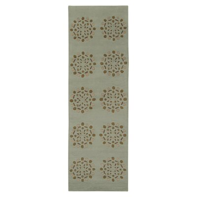 Parson Area Rug Rug Size: Runner 26 x 8