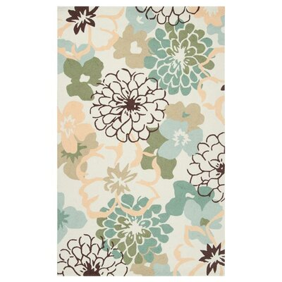 Makayla Area Rug Rug Size: Rectangle 36 x 56