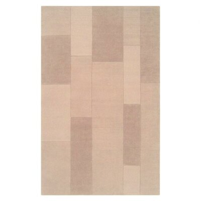 Juney Desert Sand Area Rug Rug Size: Rectangle 9 x 12