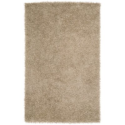 Bonomo Beige Area Rug Rug Size: Rectangle 26 x 42
