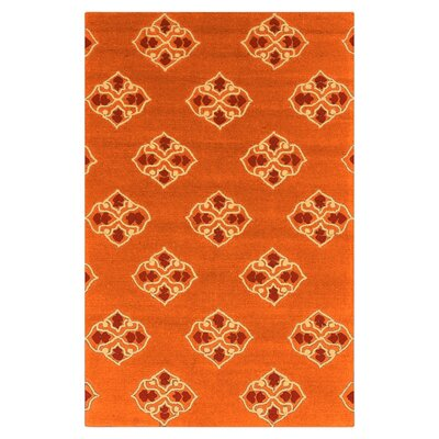 Surya Storm Rust Red Indoor/Outdoor Rug - Rug Size: 2' x 3' at Sears.com