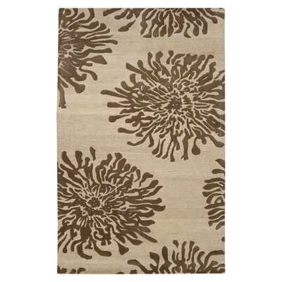 Parson Camel Area Rug Rug Size: Rectangle 33 x 53