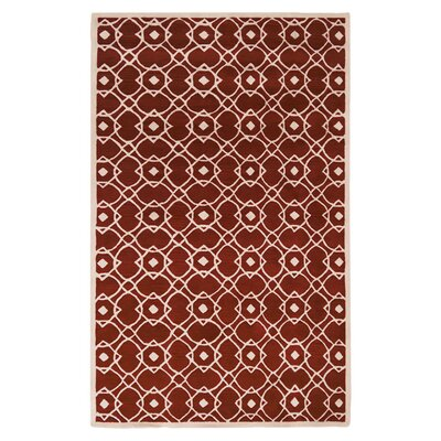 Quenton Ruged Clay Area Rug Rug Size: Rectangle 8 x 11