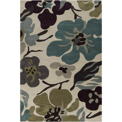 Marcela Antique Rug Rug Size: Rectangle 5 x 76