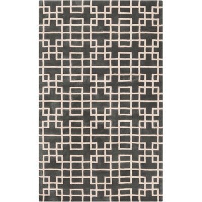 Jessenia Pewter Area Rug Rug Size: Rectangle 5 x 8