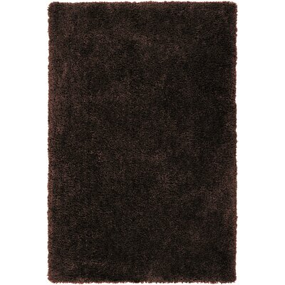 Blase Hand-Woven Sepia Area Rug Rug Size: Rectangle 33 x 53