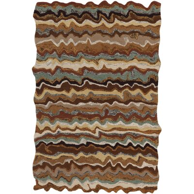 Ramsay Chevron Area Rug Rug Size: Rectangle 5 x 8