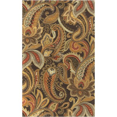 Blanche Sepia Area Rug Rug Size: Rectangle 5 x 8