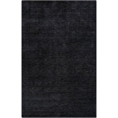 Griffith Steel Blue Area Rug Rug Size: 5 x 8
