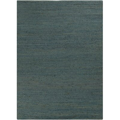 Larson Blue Area Rug Rug Size: Rectangle 5 x 8
