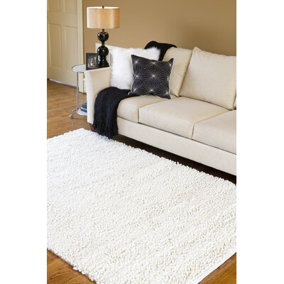 Bonney Ivory Area Rug Rug Size: Rectangle 8 x 106