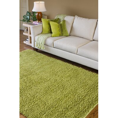 Bonney Hand Woven Wool Green Area Rug Rug Size: Rectangle 8 x 106