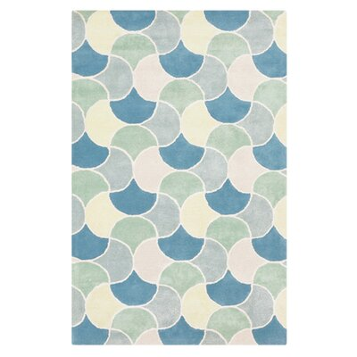 Brickyard Area Rug Rug Size: Rectangle 2 x 3
