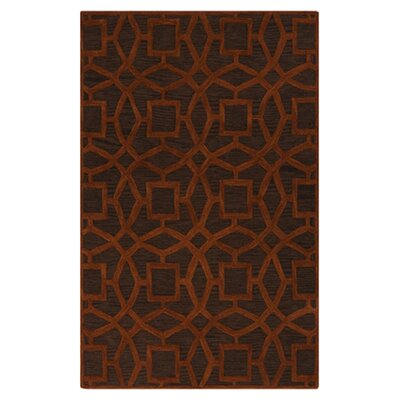 Lozano Coffee Bean Area Rug Rug Size: 9 x 13
