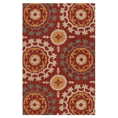 Bremner Brown Area Rug Rug Size: Rectangle 2 x 3