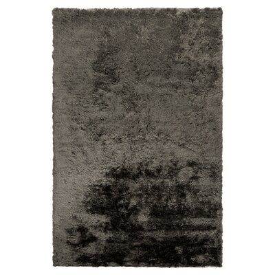 Rosalina Pewter Rug Rug Size: Rectangle 8 x 11