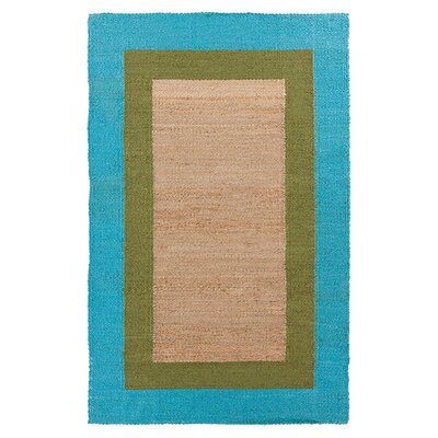 Charlee Light Jade Rug Rug Size: Rectangle 2 x 3